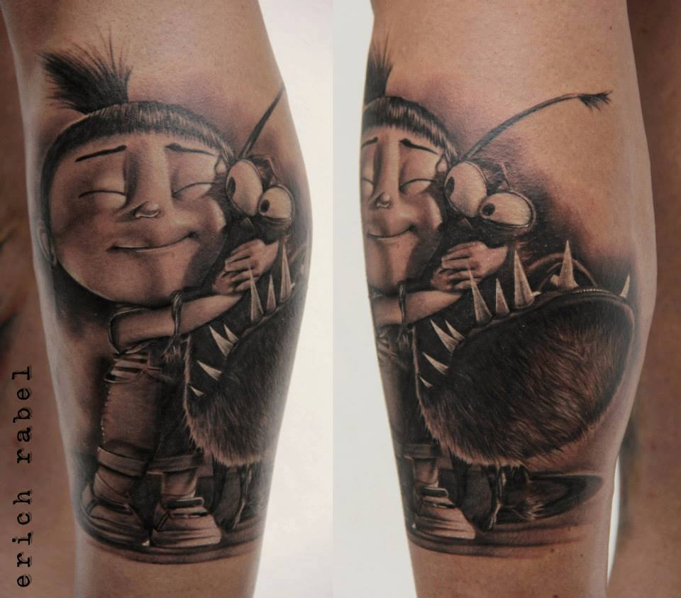Amüsant Tattoo Motive Engel Dekoration Von Wodi