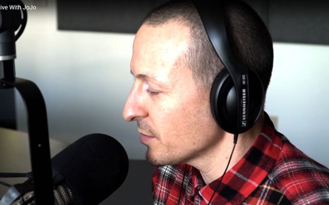 Interview mit Chester Bennington auf KIISFM