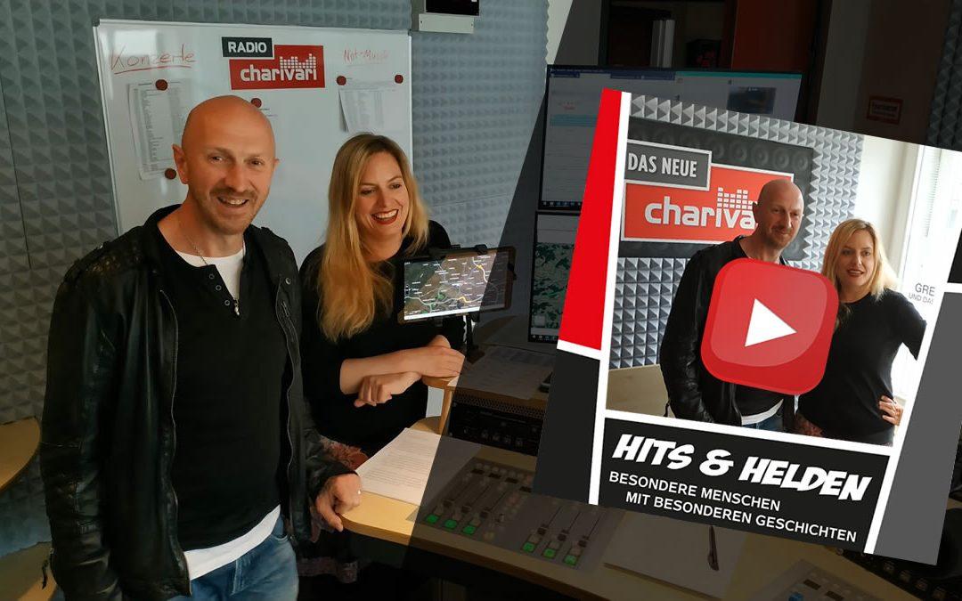 Hits & Helden: Andy im Radio Charivari Interview