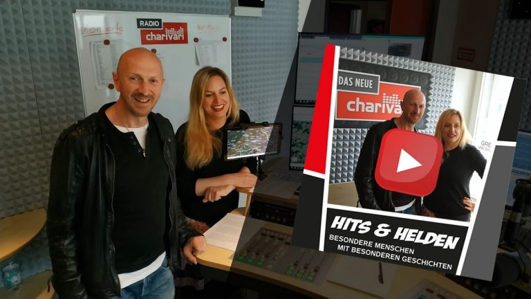 Hits & Helden: Andy im Radio Charivari Interview