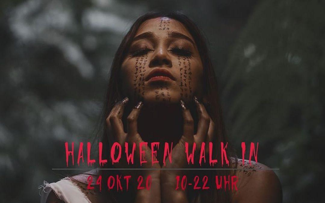 👻 HALLOWEEN WALK-IN 👻